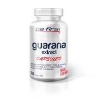 Гуарана Guarana extract capsules 120 капсул